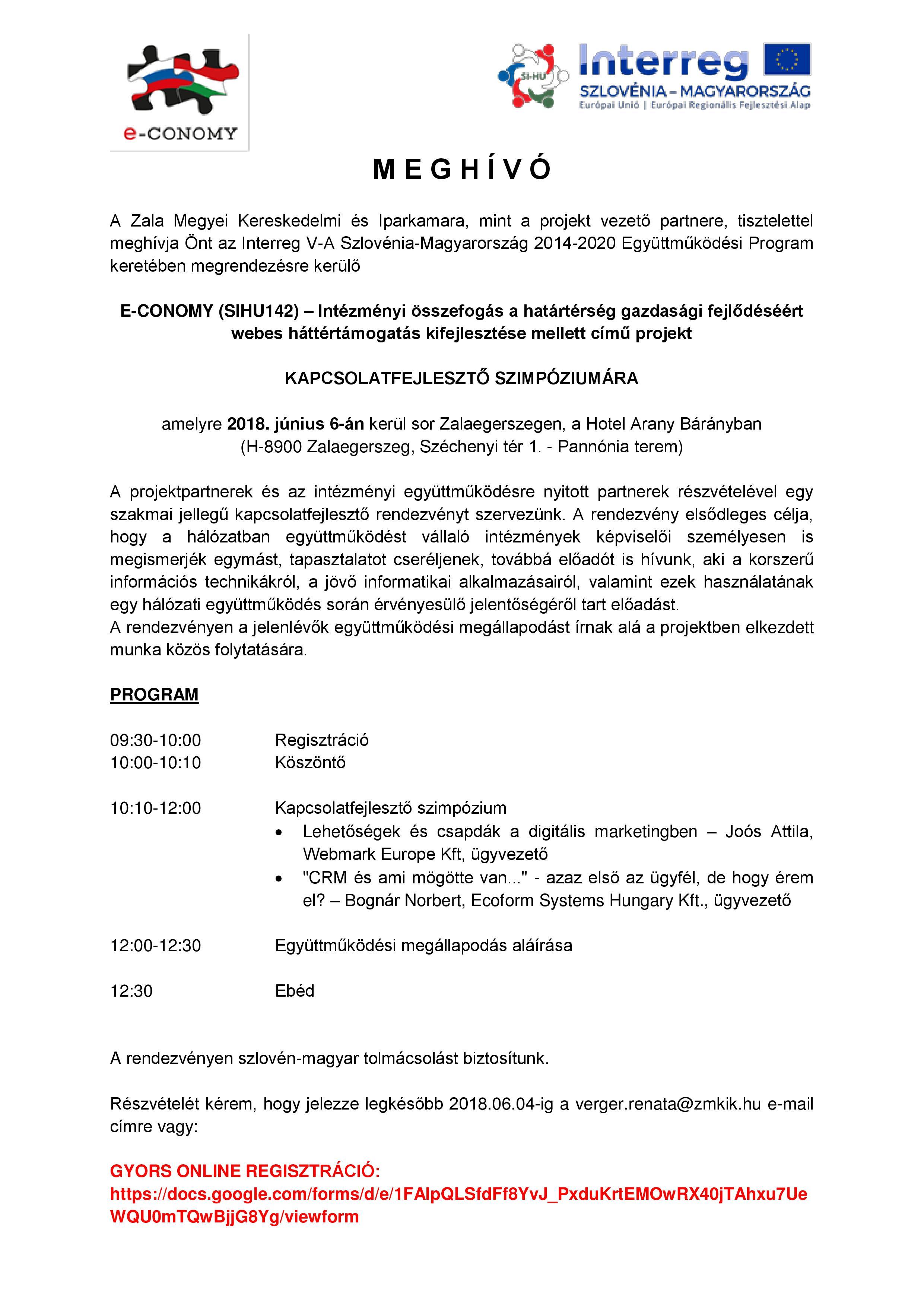 Meghívó – Elektroszmog védelmi rendezvény